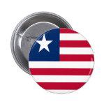 Bandera de Liberia Pins