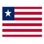 Bandera de Liberia Postal