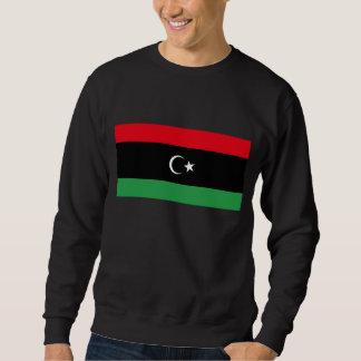 Bandera de Libia Sudadera Con Capucha