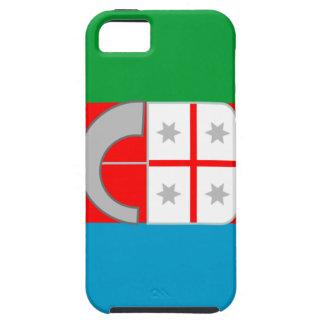 Bandera de Liguria (Italia) iPhone 5 Cobertura