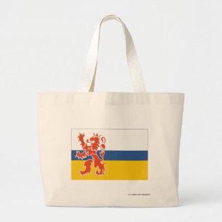 Bandera de Limburgo Bolsa Tela Grande