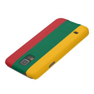 Bandera de Lituania Carcasa De Galaxy S5