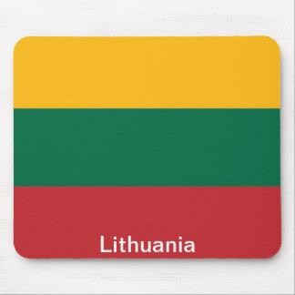 Bandera de Lituania Mousepad