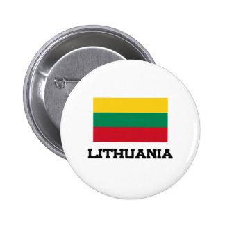 Bandera de Lituania Pins