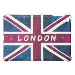 Bandera de Londres - de Reino Unido Union Jack iPad Mini Cárcasa