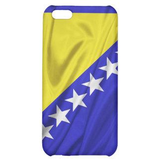 Bandera de los casos del iPhone 4/4S de Bosnia y H