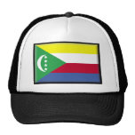 Bandera de los Comoro Gorra