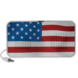 Bandera de los E.E.U.U. Altavoces De Viaje