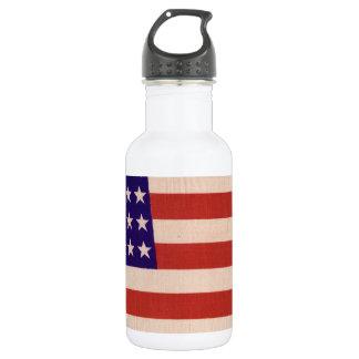 Bandera de los E.E.U.U. Botella De Agua De Acero Inoxidable