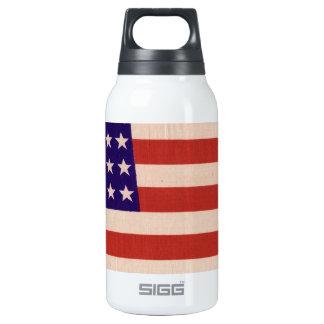 Bandera de los E.E.U.U. Botella Isotérmica De Agua