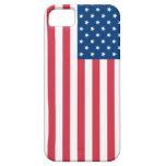 BANDERA de los E.E.U.U. - Copy.png iPhone 5 Cárcasa