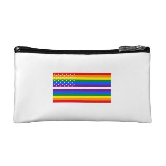 Bandera de los E.E.U.U. del orgullo gay - 13