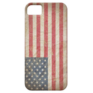 Bandera de los E.E.U.U. iPhone 5 Case-Mate Fundas