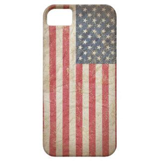 Bandera de los E.E.U.U. iPhone 5 Case-Mate Protectores