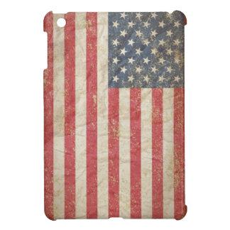 Bandera de los E.E.U.U. iPad Mini Carcasas