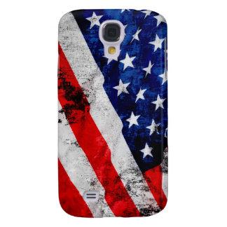Bandera de los E.E.U.U. Funda Para Galaxy S4