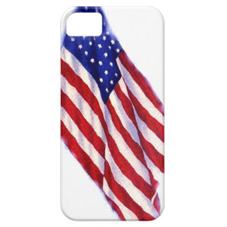 Bandera de los E.E.U.U. Funda Para iPhone SE/5/5s