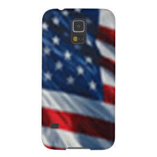 Bandera de los E.E.U.U. Fundas De Galaxy S5