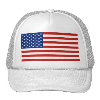 Bandera de los E.E.U.U. Gorros