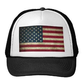 Bandera de los E.E.U.U. Gorras