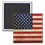 Bandera de los E.E.U.U. Iman De Nevera