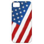 Bandera de los E.E.U.U. iPhone 5 Coberturas
