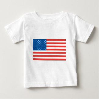 Bandera de los E.E.U.U. Poleras