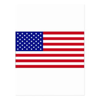 Bandera de los E.E.U.U. Postal