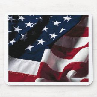 Bandera de los E.E.U.U. Tapete De Ratones