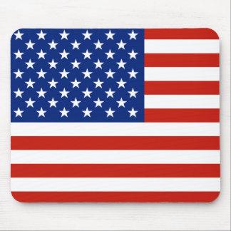 Bandera de los E.E.U.U. Alfombrilla De Ratón