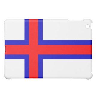 Bandera de los Faroe Island