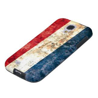 Bandera de los Países Bajos Funda Para Galaxy S4