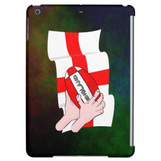 Bandera de los partidarios del equipo del rugbi de