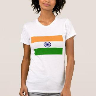 Bandera de los productos de la India Playera