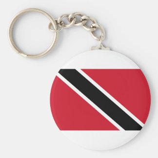 Bandera de los productos de Trinidad and Tobago Llavero Personalizado
