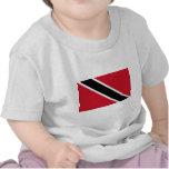 Bandera de los productos de Trinidad and Tobago Camiseta