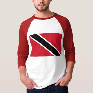 Bandera de los productos de Trinidad and Tobago Remera