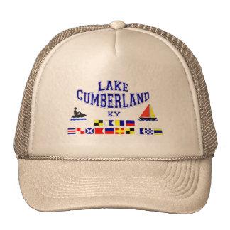 Bandera de los Sig del Cumberland KY del lago Gorro De Camionero