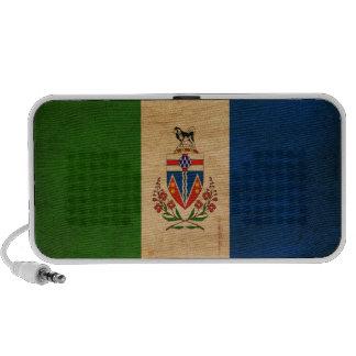 Bandera de los territorios del Yukón Altavoces De Viajar