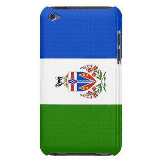 Bandera de los territorios del Yukón Barely There iPod Funda