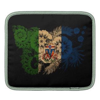 Bandera de los territorios del Yukón Fundas Para iPads