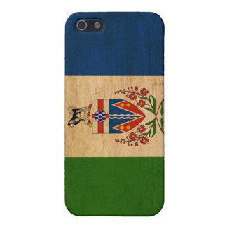 Bandera de los territorios del Yukón iPhone 5 Funda