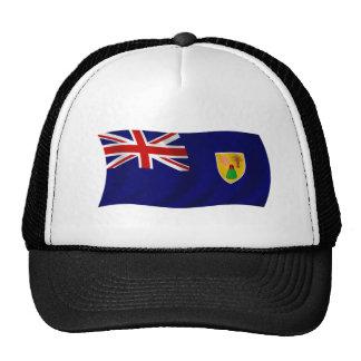 Bandera de los Turks and Caicos Islands Gorra