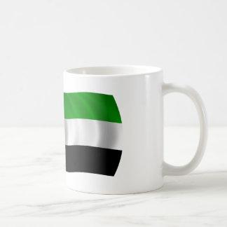 Bandera de los United Arab Emirates Taza Clásica