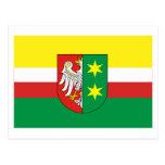 Bandera de Lubuskie - de Lubusz Postal