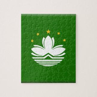 Bandera de Macao (China) Puzzles