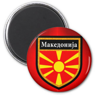 Bandera de Macedonia Imanes