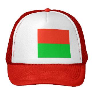 Bandera de Madagascar Gorras De Camionero