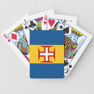 Bandera de Madeira Barajas De Cartas