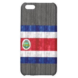 Bandera de madera de Rican de la costa